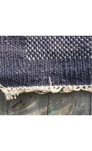 Alfombra de Pasillo Damidar Yute Azul