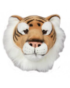 Cabeza Peluche Tigre