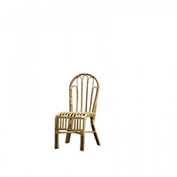 silla comedor rattan