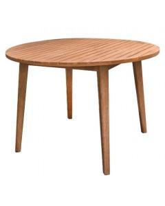 Mesa redonda acacia