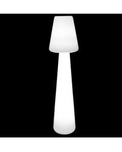 LAMPARA LED BOSSA BLANCO